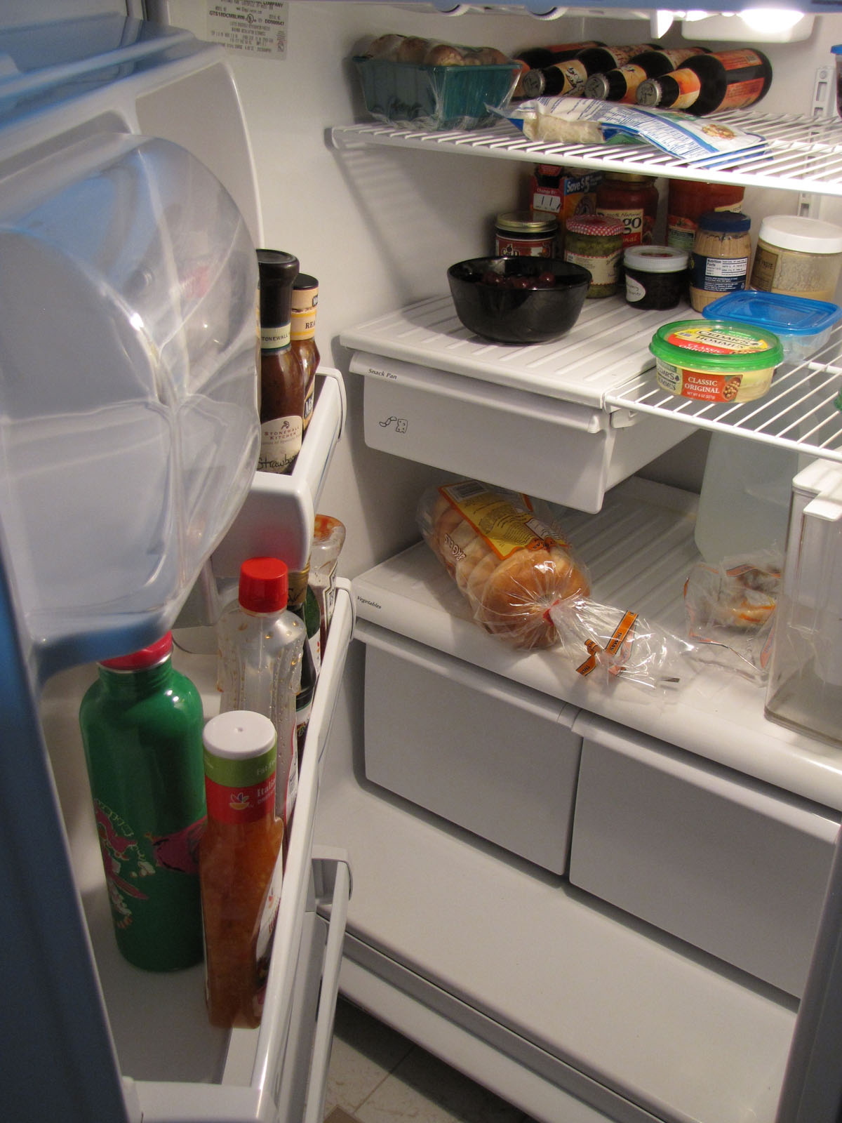 February 15: Inside My Fridge